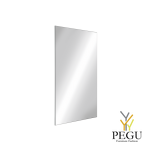 Antivandaalne Peegel R/V teras 385x485 AISI304
