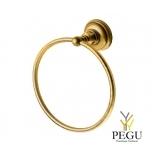 NIcolazzi вешалка кольцо для полотенца, бронза BZ