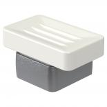 Aline серый аксессуары для ванной, Haceka Holland