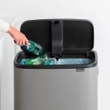 Мусорные вёдра для сортировки мусора Brabantia BO