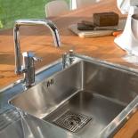 Damixa Fern, смесители с возможностью регулировки расхода воды