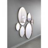 UUDIS! Peegel Circle mirror FROST UNU