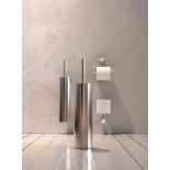 Аксессуары для ванной комнаты FROST NOVA 2 матовая  нержавеющая сталь