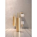 Аксессуары для ванной комнаты FROST NOVA 2 матовое золото