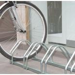 Парковочное место для велосипеда нержавеющая сталь AISI304