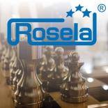 Настольная игра шахматы из латуни и Н/Р стали