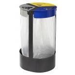 Сортировочные мусорницы/держатели для пакетов Rossignol CITWIN