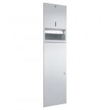Многофункциональные WC стойки, комбинированые дозаторы