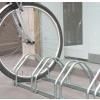 Jalgrattahooidjad roostavabast terasest AISI304