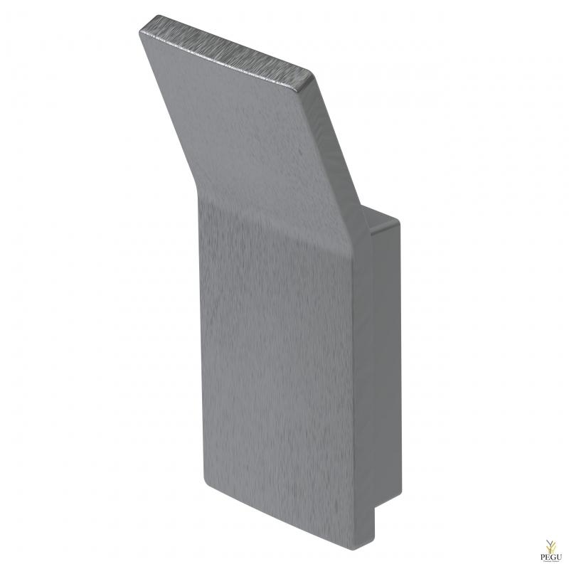 Haceka Aline крючёк металлический серый