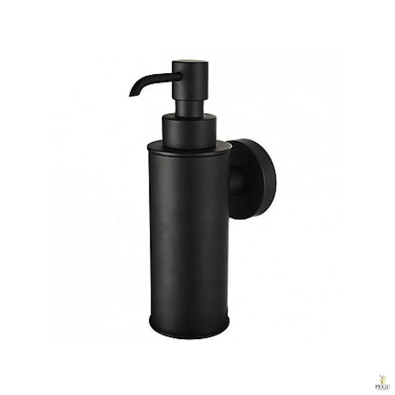 Haceka Kosmos дозатор для мыла, металл, чёрный