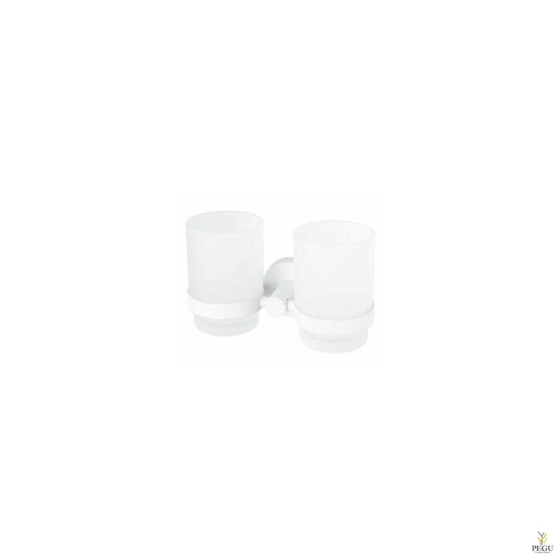 Haceka Kosmos стаканчики 2 шт с держателем, белый