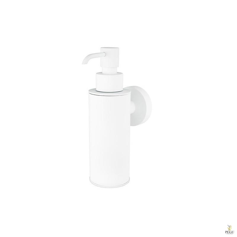 Haceka Kosmos дозатор для мыла, металл, белый