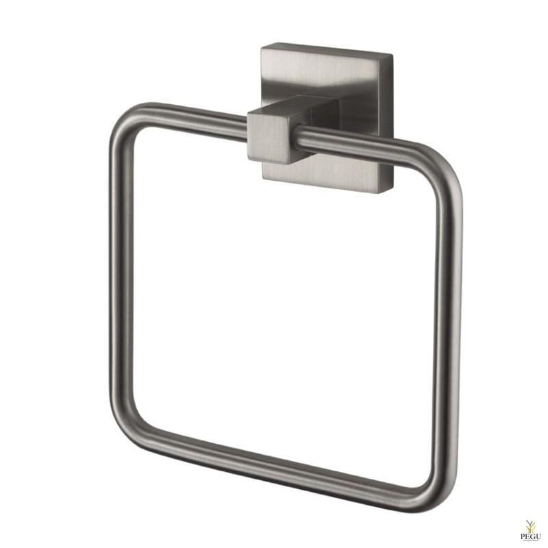 Kosmos Mezzo кольцо держатель для банного полотенца, сталь