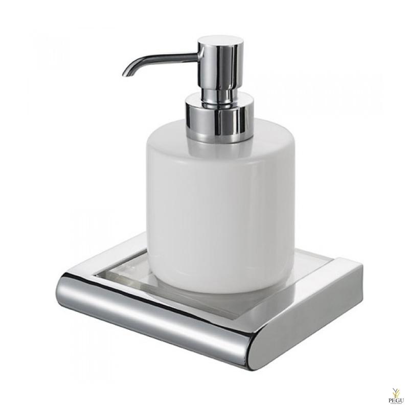 Viero дозатор для мыла, полированная Н/Р сталь