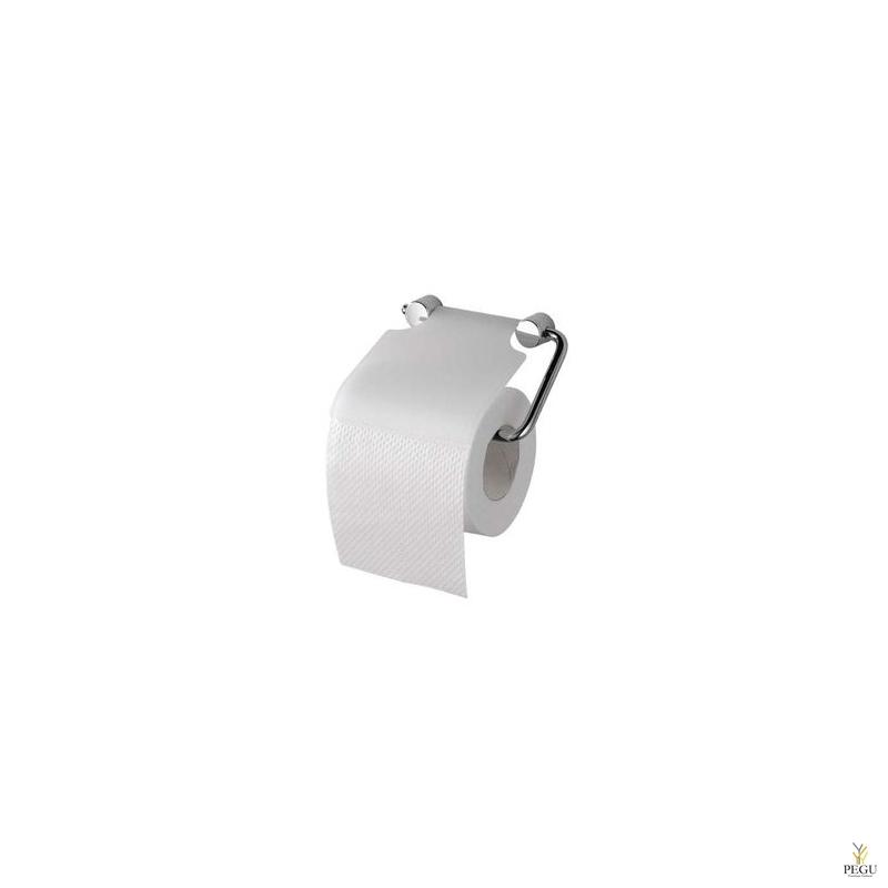 Viva WC держатель для бумаги с клапаном, хром