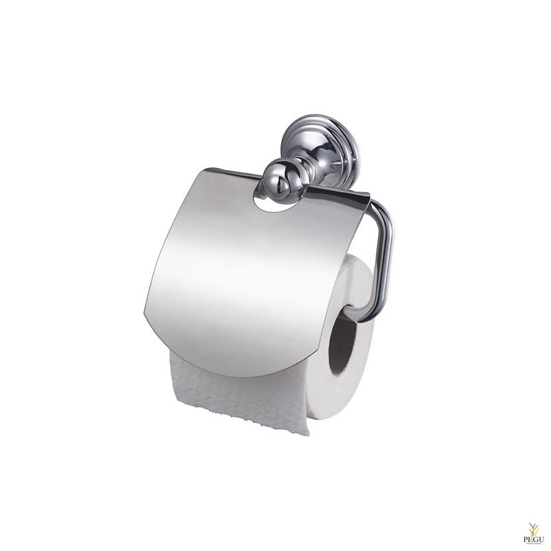 Haceka Allure tualettpaberihoidel klapiga. Kroom