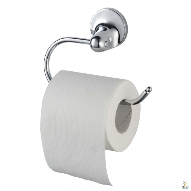 Haceka Aspen держатель для туалетной бумаги, хром