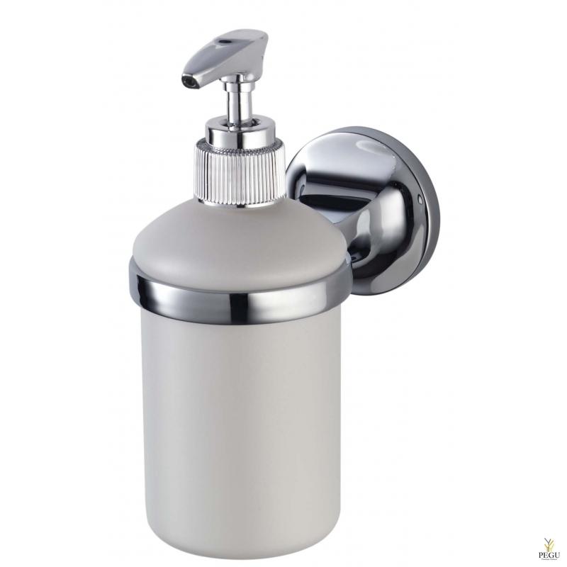 Haceka Aspen дозатор для мыла хром