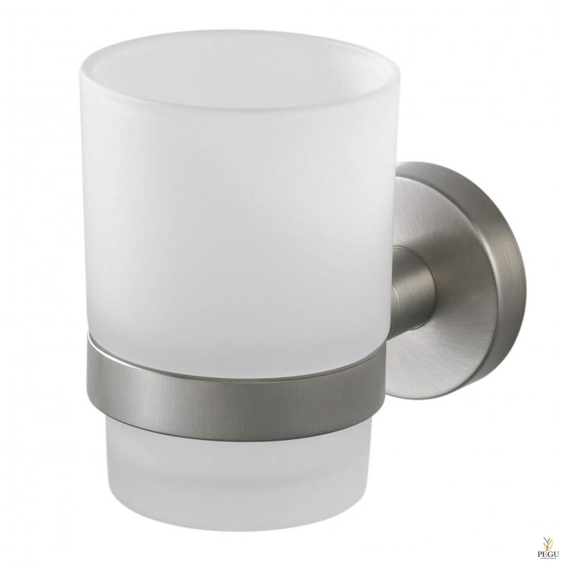 Kosmos стаканчик с держателем, сталь