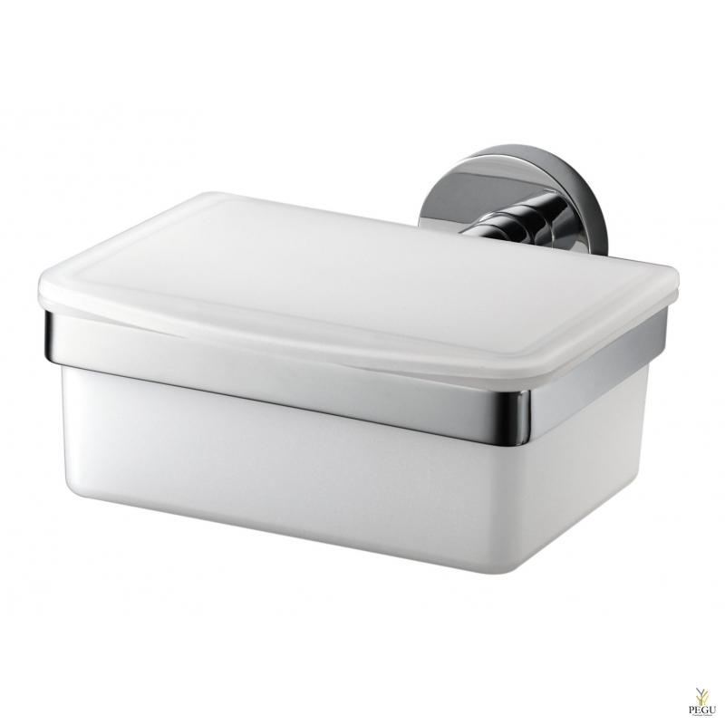 Haceka Kosmos коробочка для салфеток, хром