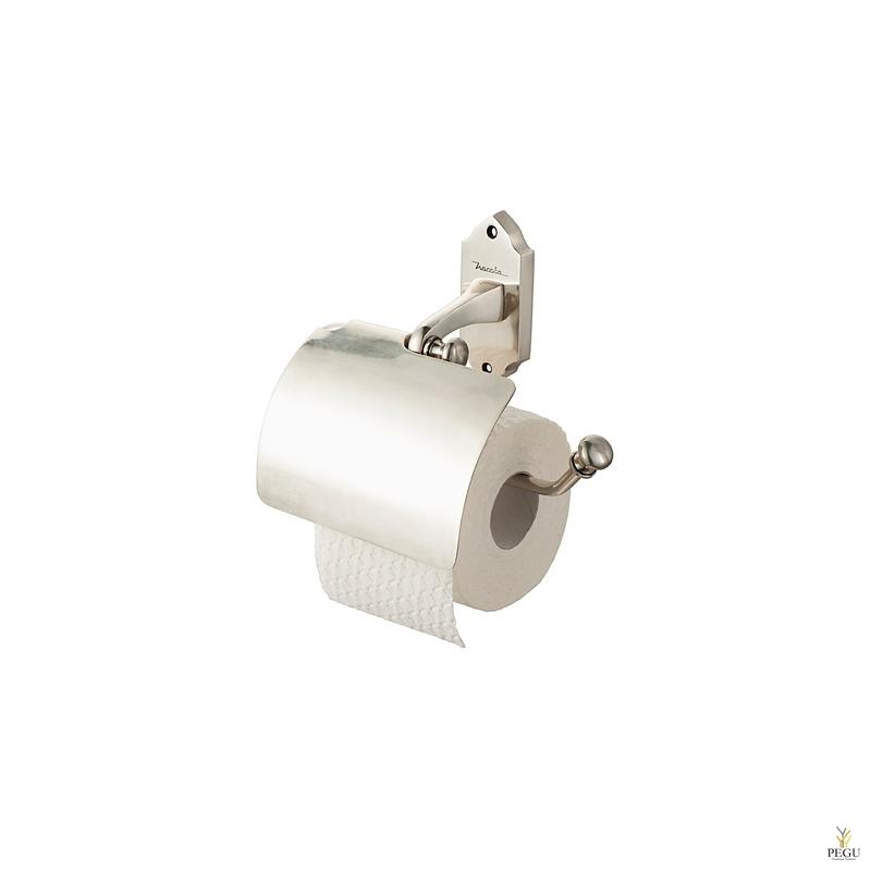Vintage держатель для туалетной бумаги с клапаном.