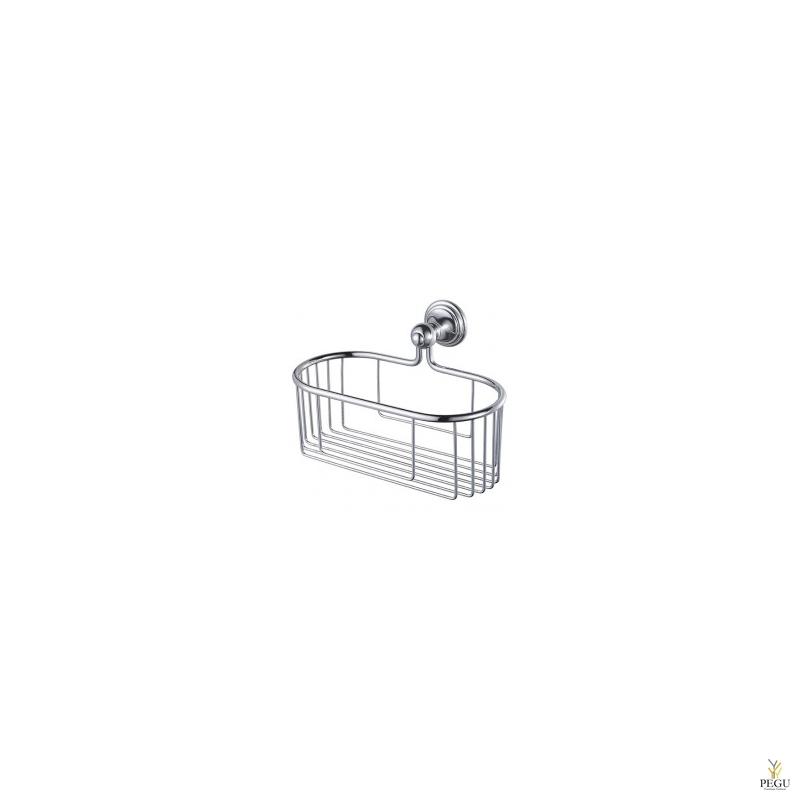 Haceka Allure корзинка для шампуня. Хром