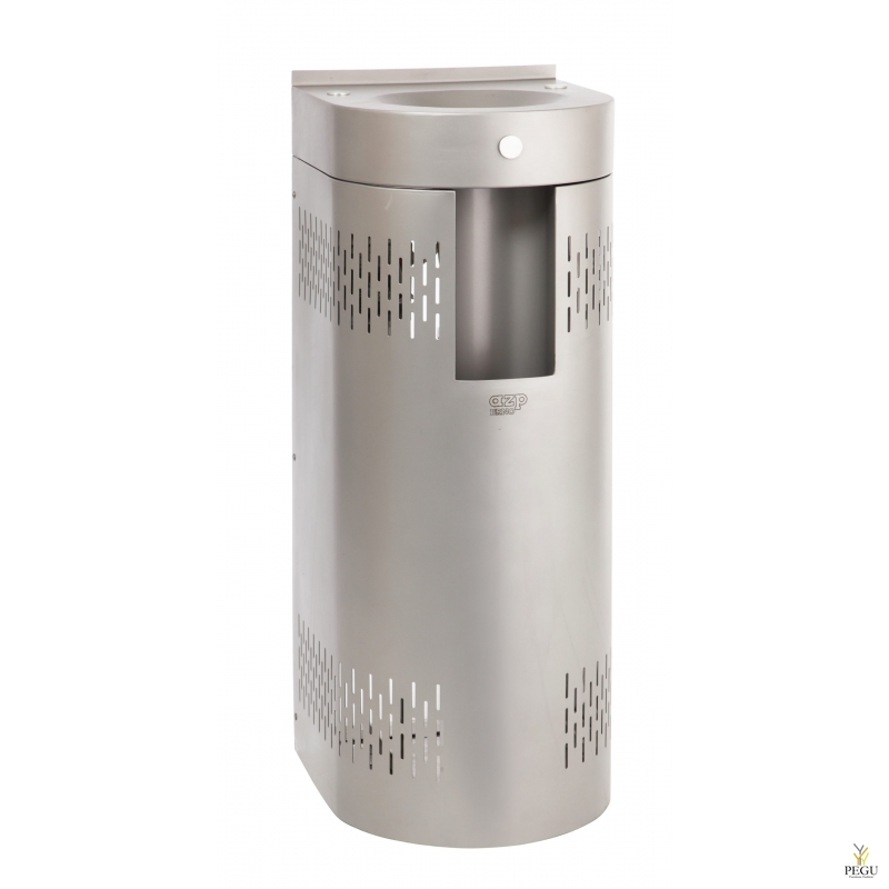 Питьевой фонтан с  системой охлаждения, возможность набора воды в бутылку,  пол/стена пьезо кнопка,  Н/Р сталь AISI304 230V/50Hz