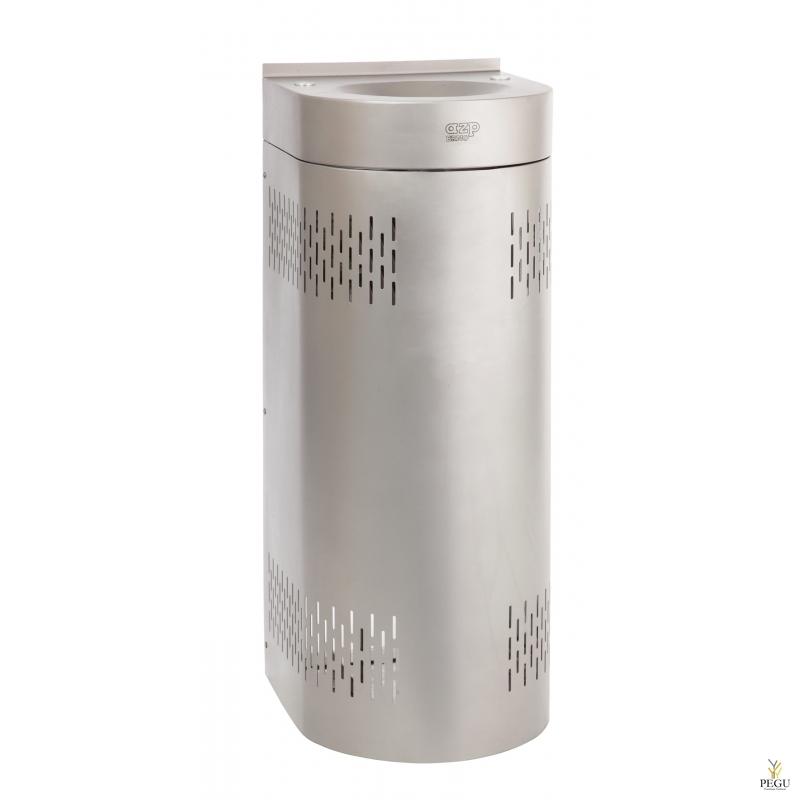 Питьевой фонтан напольный / настенный с системой охлаждения воды, кнопка piezo Н/Р сталь AISI304 230V/50Hz