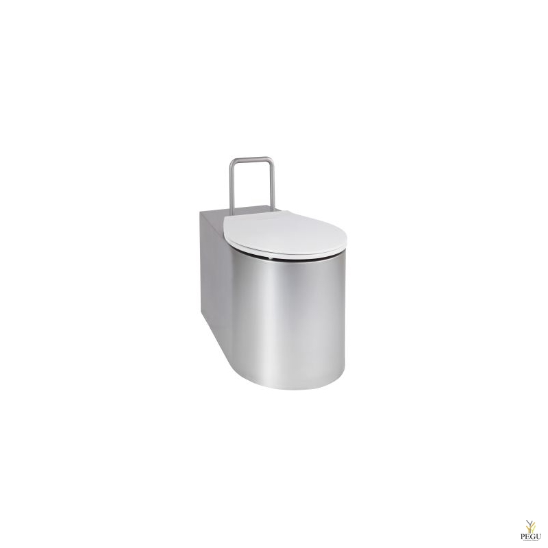 Antivandaalne WC pott INVA R/V taras