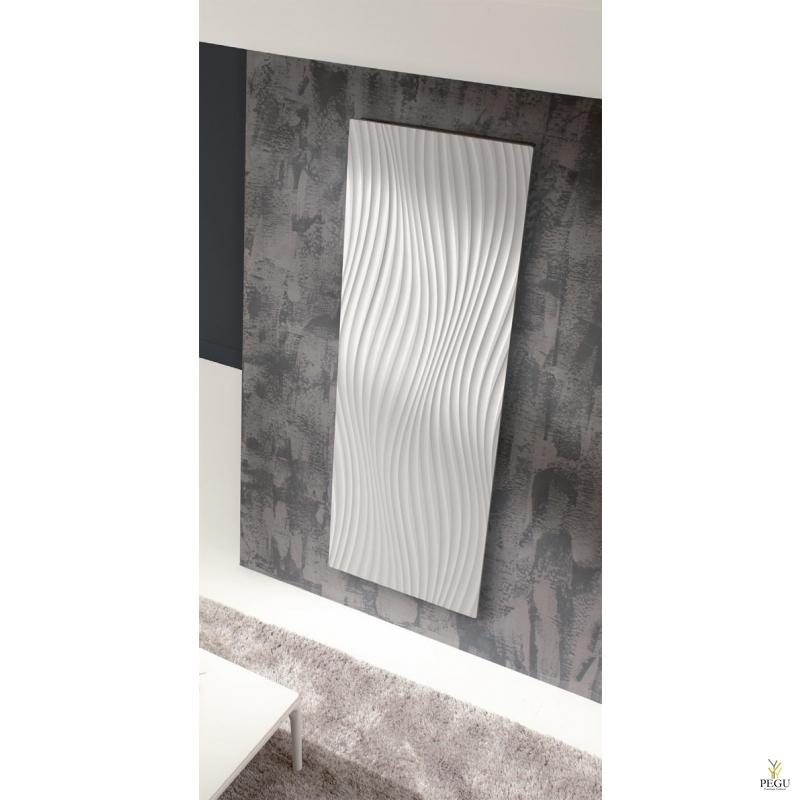 Dekoratiivradiaator IRISIUM 1500W, 550x1900 ORIGINAALMUSTER vertikaalne