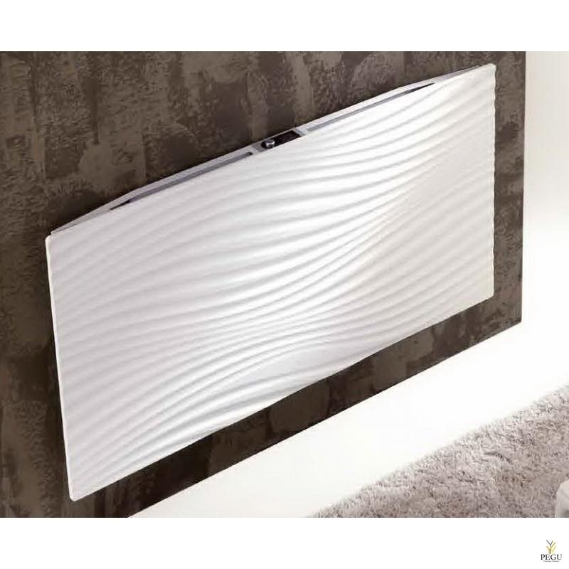 Dekoratiivradiaator IRISIUM 1500W, 1530x600 ORIGINAALMUSTER horisontaalne
