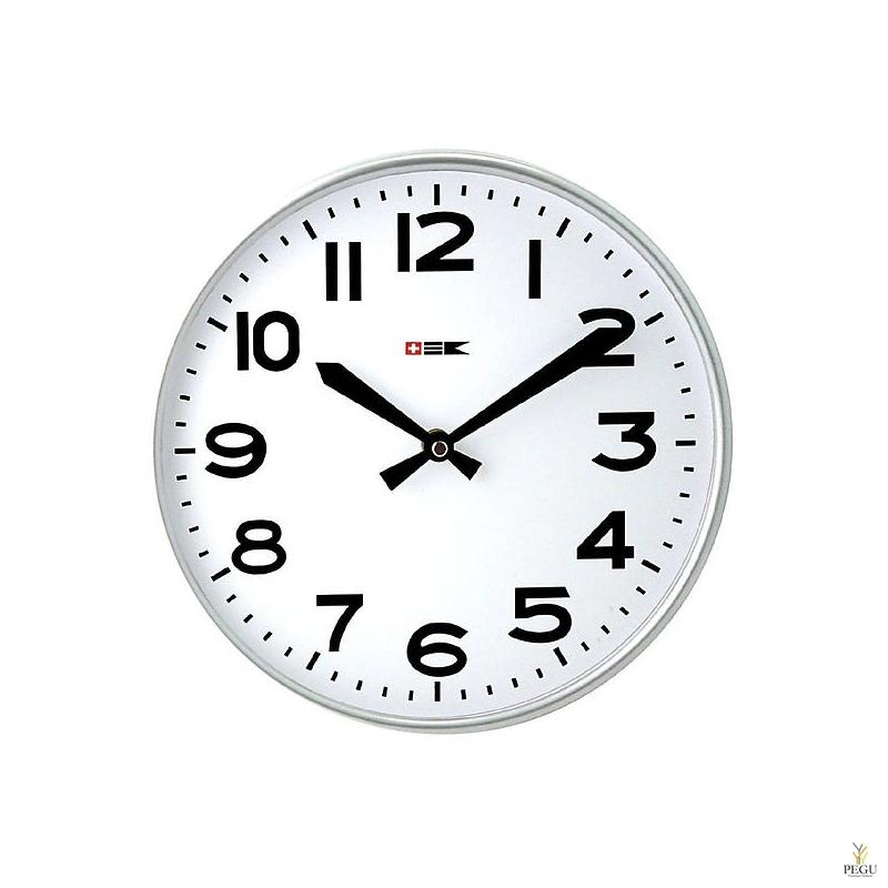 Настенные часы, белые
