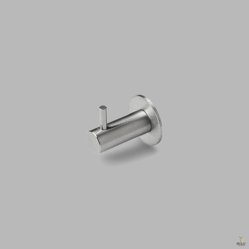 Крючёк настенный,  d14x36mm, AISI316, сатин