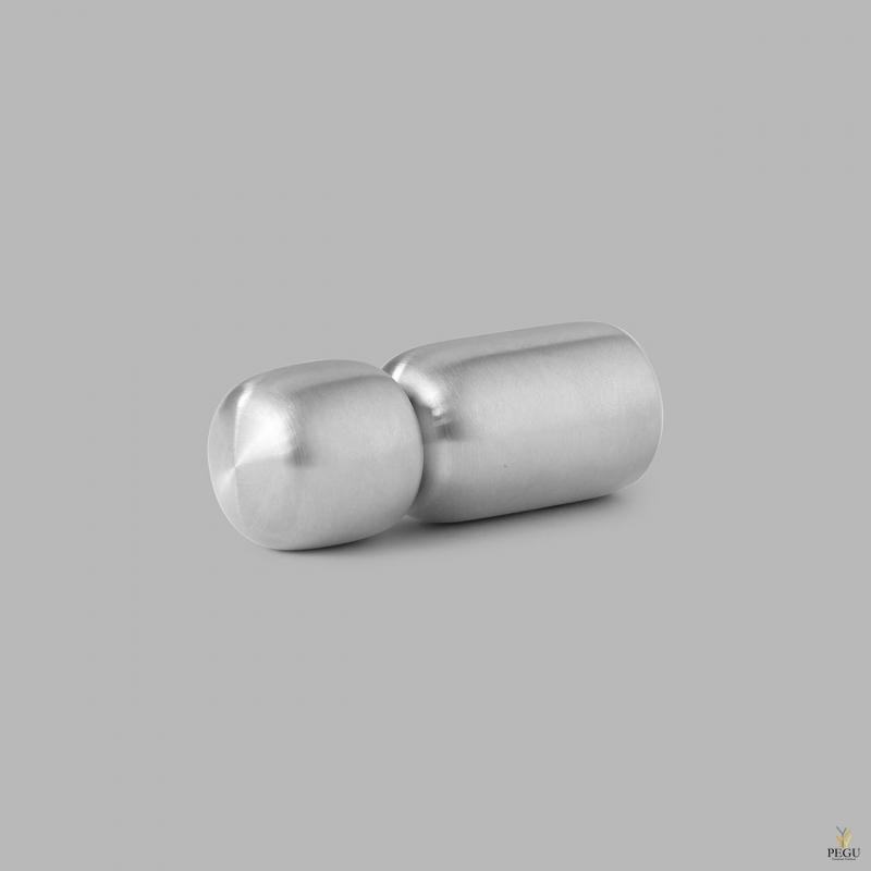D Line Pebble крючёк для халата L нержавеющая сталь