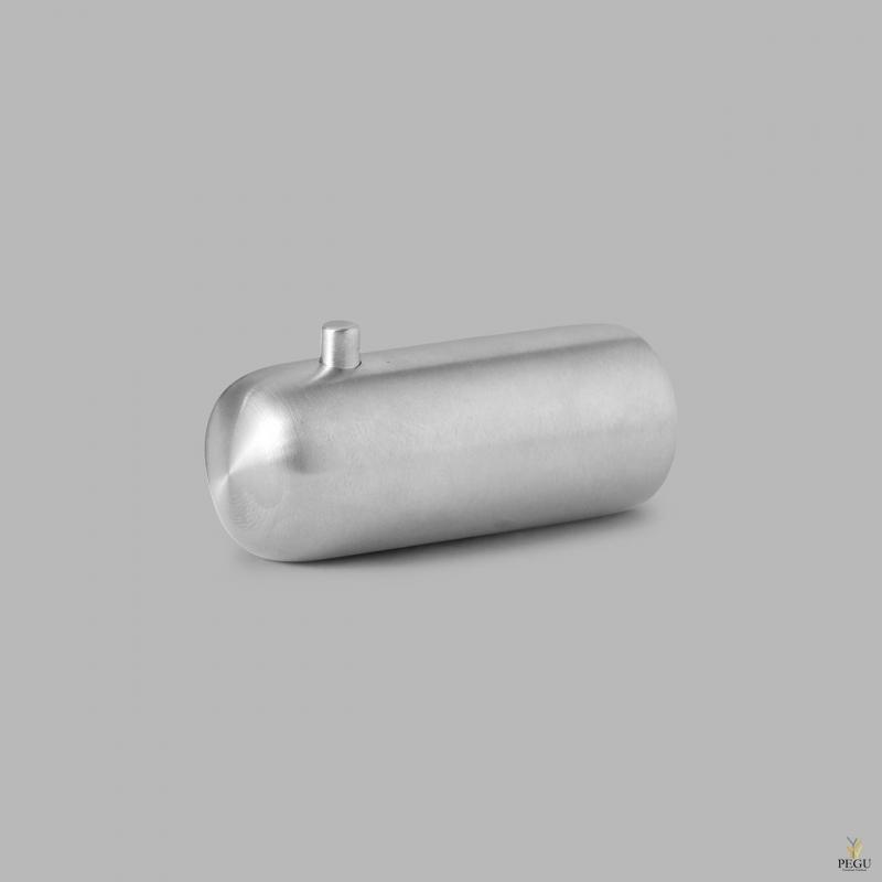 D Line Pebble крючёк для халата M нержавеющая сталь