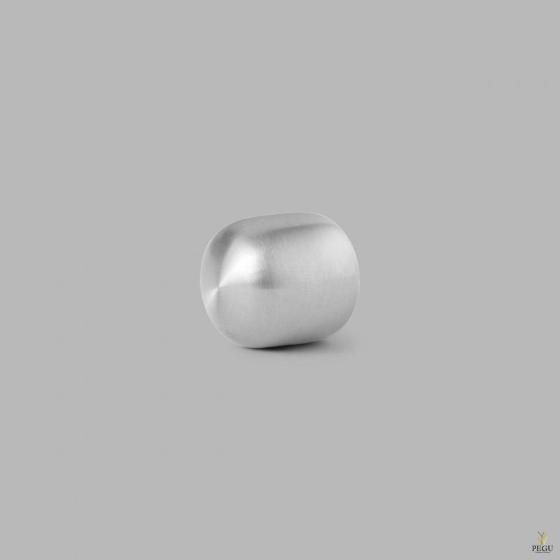 D Line Pebble крючёк для халата S нержавеющая сталь
