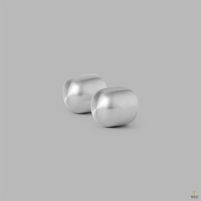 D Line Pebble комплект крючков для халата S 2-шт нержавеющая сталь