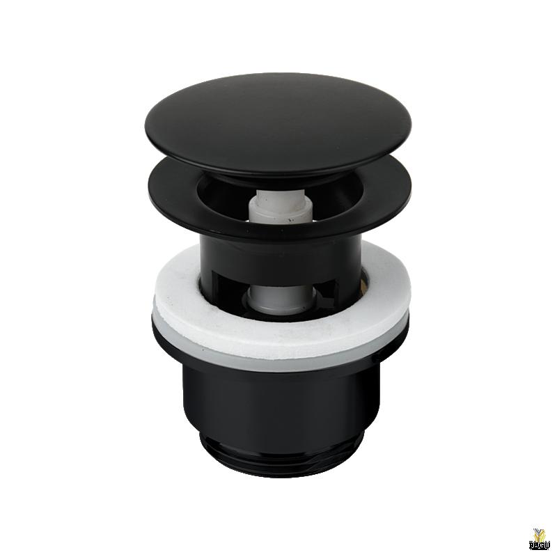 Damixa донный клапан klik-klak, чёрный