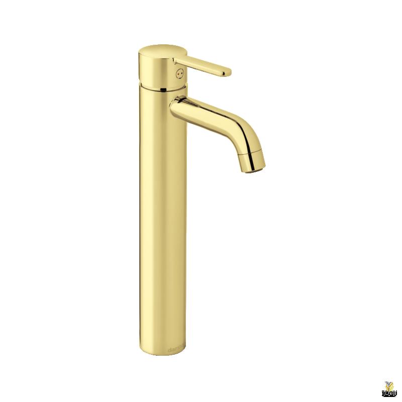 Damixa Silhouet смеситель для раковины - LARGE  золото