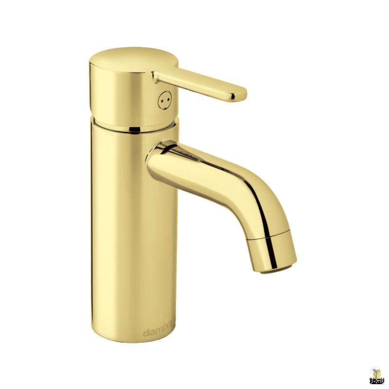 Damixa Silhouet смеситель для раковины - SMALL , золотой