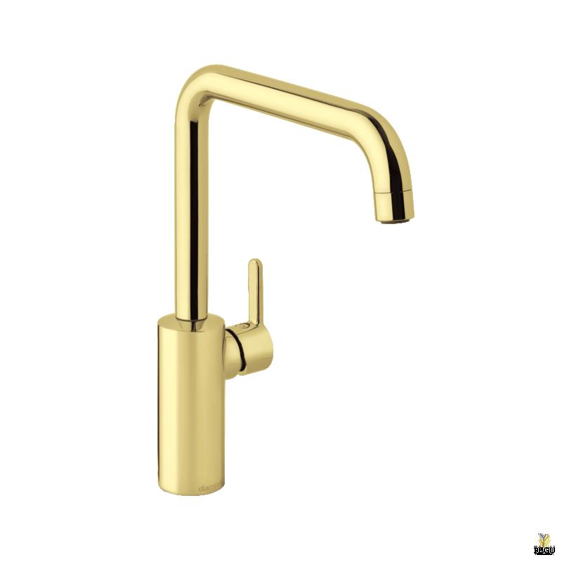 Damixa Silhouet кухонный смеситель золото