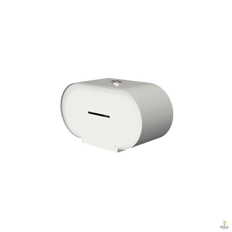 WC paberihoidja BJÖRK 2 standart roll valge