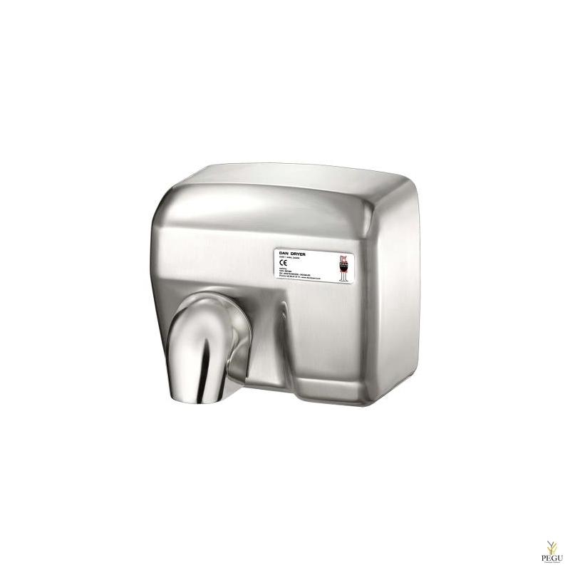 DAN DRYER Рукосушитель 274 Н/Р сталь, MAXI DESIGN