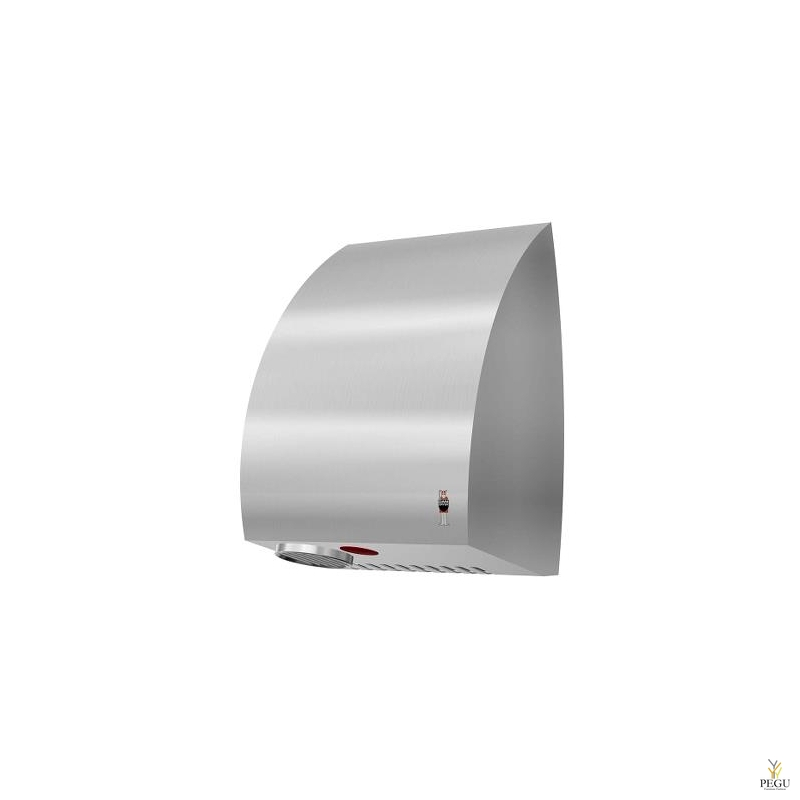 DAN DRYER Рукосушитель 280 Н/Р сталь, AE DESIGN