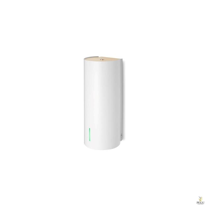 Дозатор для мыла бесконтактный BJÖRK, белый-BIRCH верх