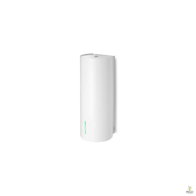 Дозатор для мыла бесконтактный BJÖRK, белый-GEO WHITE верх