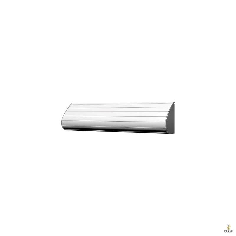 Paberirullihoidel ,  valge,  alumiinium-R/V teras , 70x10 paber rullid