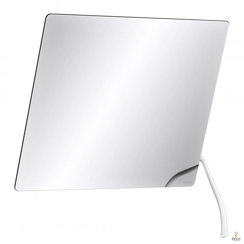 Delabie Be-line inva peegel reguleeritav 600x500 pikk erconomic käepide