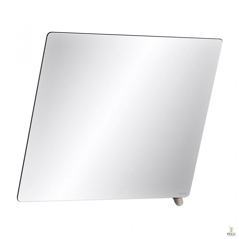 Delabie Be-line inva reguleeritav peegel 600x500 käepide antratsiit must